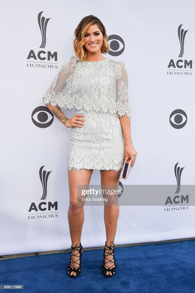 Cassadee Pope attends the 11th Annual ACM Honors at the Ryman Auditorium on August 23, 2017 in Nashville, Tennessee.