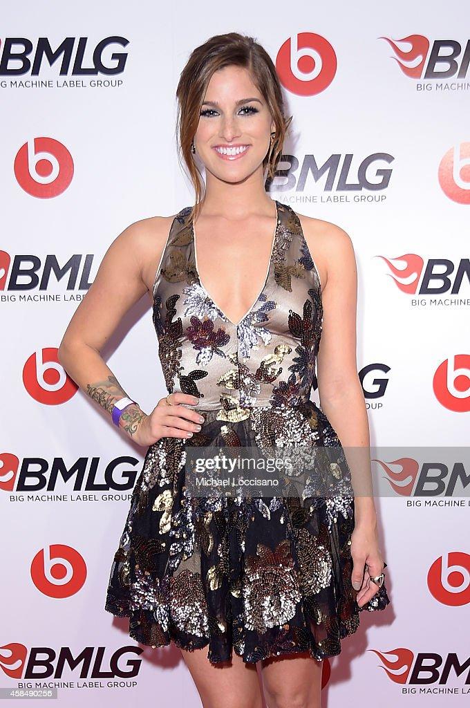 Big Machine Label Group Celebrates The 48th Annual CMA Awards in Nashville - Arrivals : News Photo