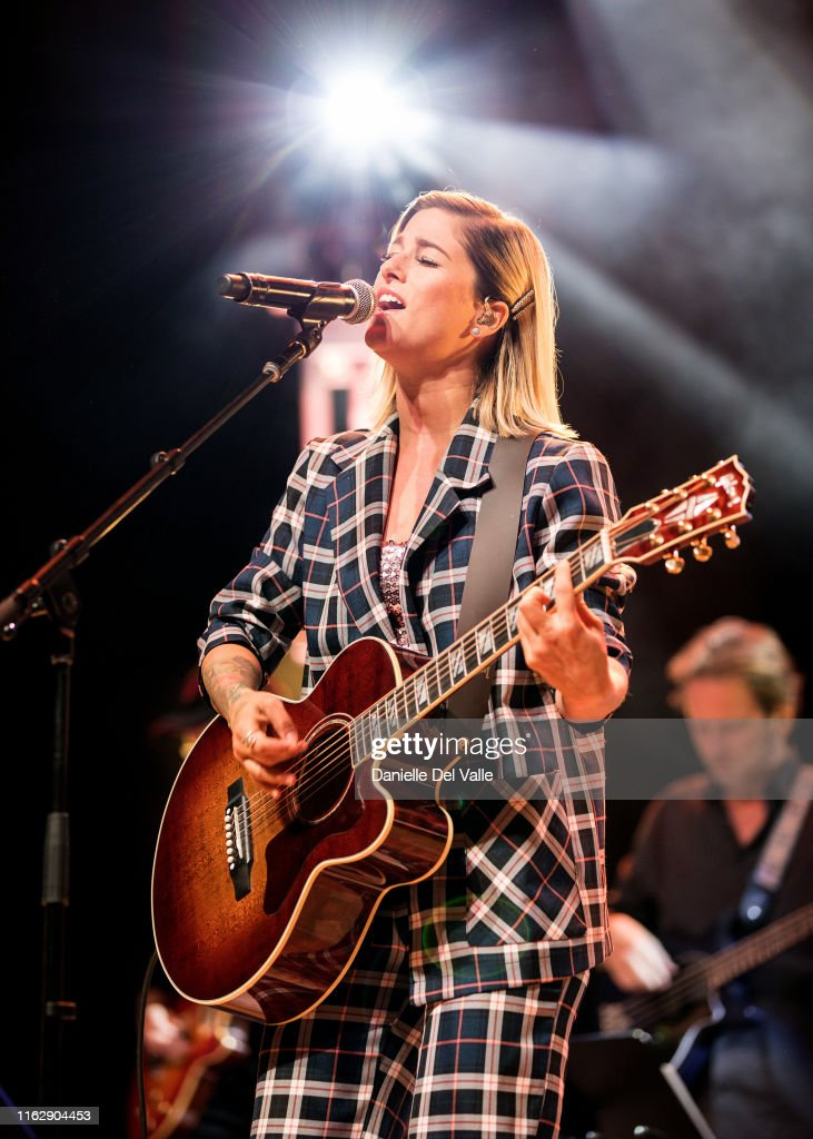 Cassadee Pope performs onstage during the 2019 Summer NAMM