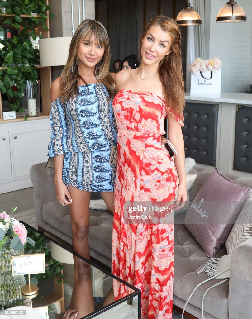Lulus.com Style Society Event : News Photo