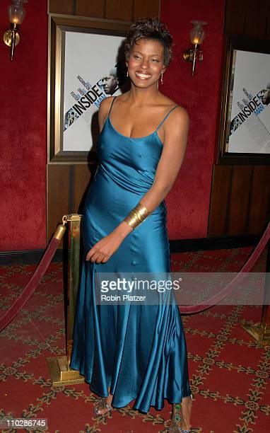 Cassandra Freeman during 'Inside Man' New York City Premiere at Ziegfield Theater in New York City New York United States