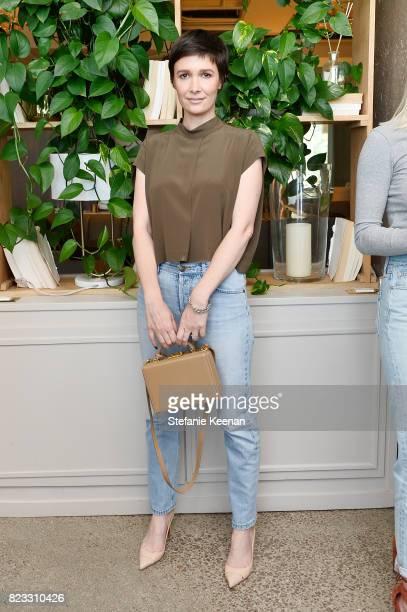 Cassandra Grey at Cuyana Essential Women Event on July 26 2017 in West Hollywood California