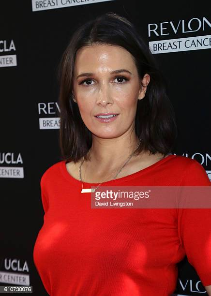 Cassandra Grey attends Revlon's Annual Philanthropic Luncheon at Chateau Marmont on September 27 2016 in Los Angeles California