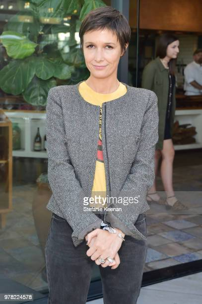Cassandra Grey attends the BoF West Summit at Westfield Century City on June 18 2018 in Century City California