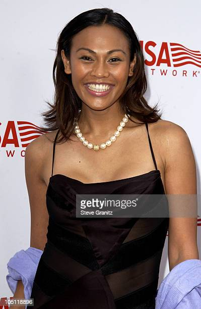Cassandra Hepburn during 31st AFI Life Achievement Award Presented to Robert DeNiro Arrivals at Kodak Theatre in Hollywood California United States