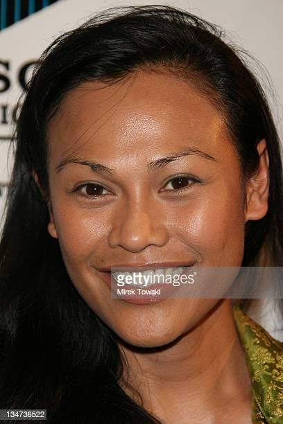 Cassandra Hepburn during Eli Roth's Birthday and DVD Launch of 'Hostel' at Rokbar in Hollywood CA United States