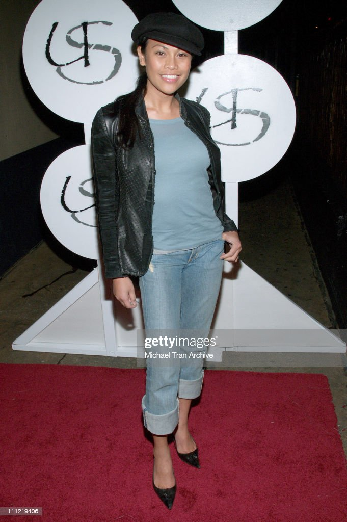 Cassandra Hepburn during Mercedes-Benz Fall 2006 L.A. Fashion Week at Smashbox Studios - Uriel Saenz - After Party at Spider Club in Hollywood, California, United States.