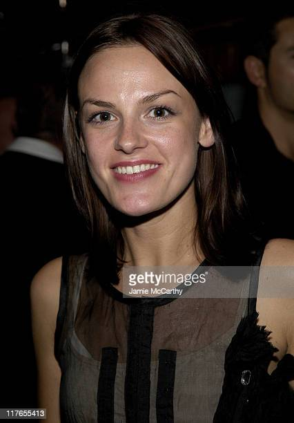 Cassandra Magrath during 2005 Cannes Film Festival AnheuserBusch Host 'Wolf Creek' Party at AnheuserBusch Big Eagle Yacht in Cannes France