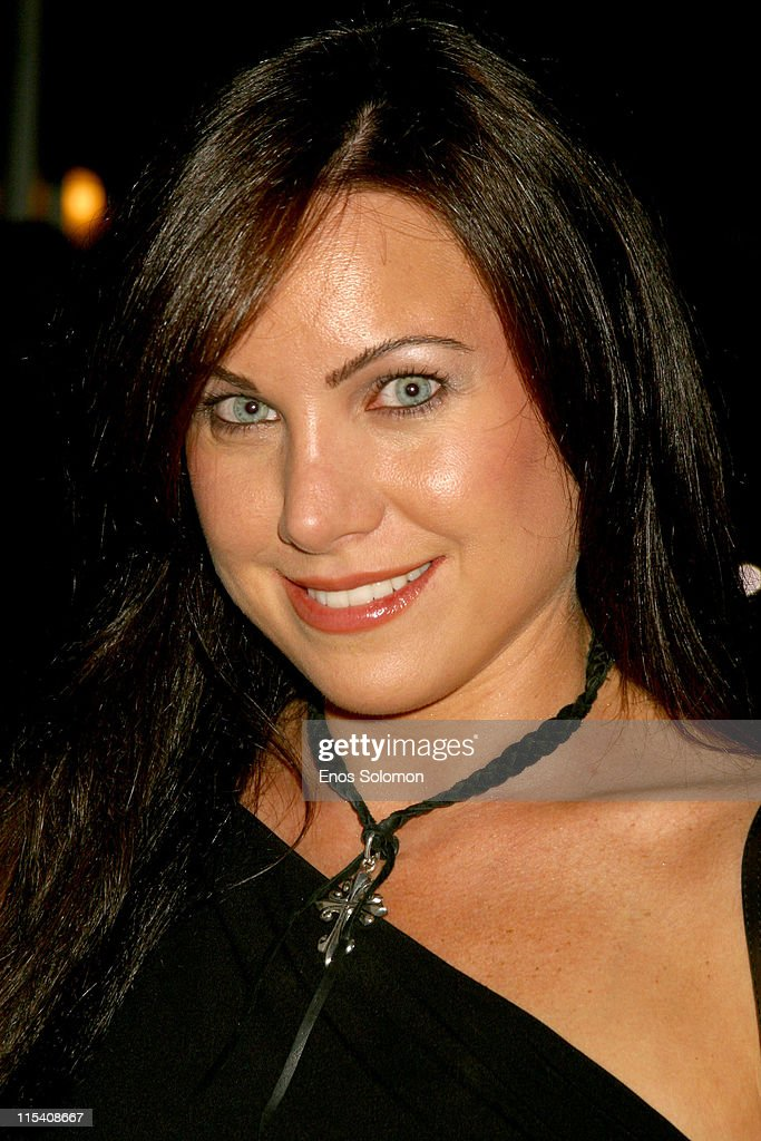 Cassandra Mann during Harlottique 2005 Hosted by Kimberly Caldwell at Platinum Live in Studio City, California, United States.