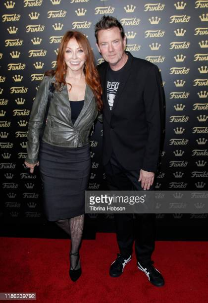 Cassandra Peterson attends the grand opening of Funko Hollywood at Funko Hollywood Store on November 07 2019 in Hollywood California