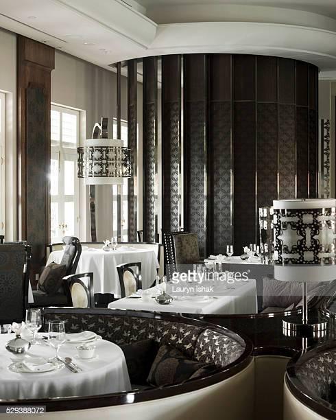 Cassia Restaurant at the Capella Hotel Singapore