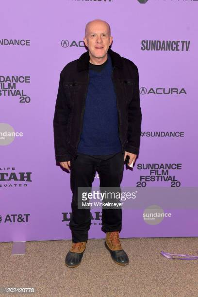"""Cassian Elwes attends """"The Last Thing He Wanted"""" premiere at Eccles Center Theatre on January 27, 2020 in Park City, Utah."""