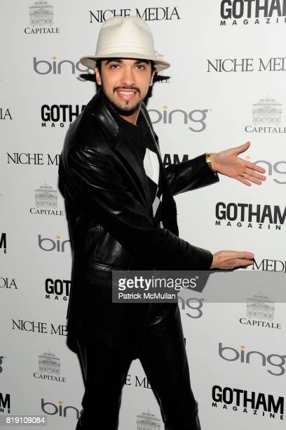 Cassidy attends ALICIA KEYS Hosts GOTHAM MAGAZINES Annual Gala Presented by BING at Capitale on March 15 2010 in New York City