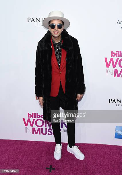 Cassidy attends Billboard Women In Music 2016 airing December 12th On Lifetime at Pier 36 on December 9 2016 in New York City