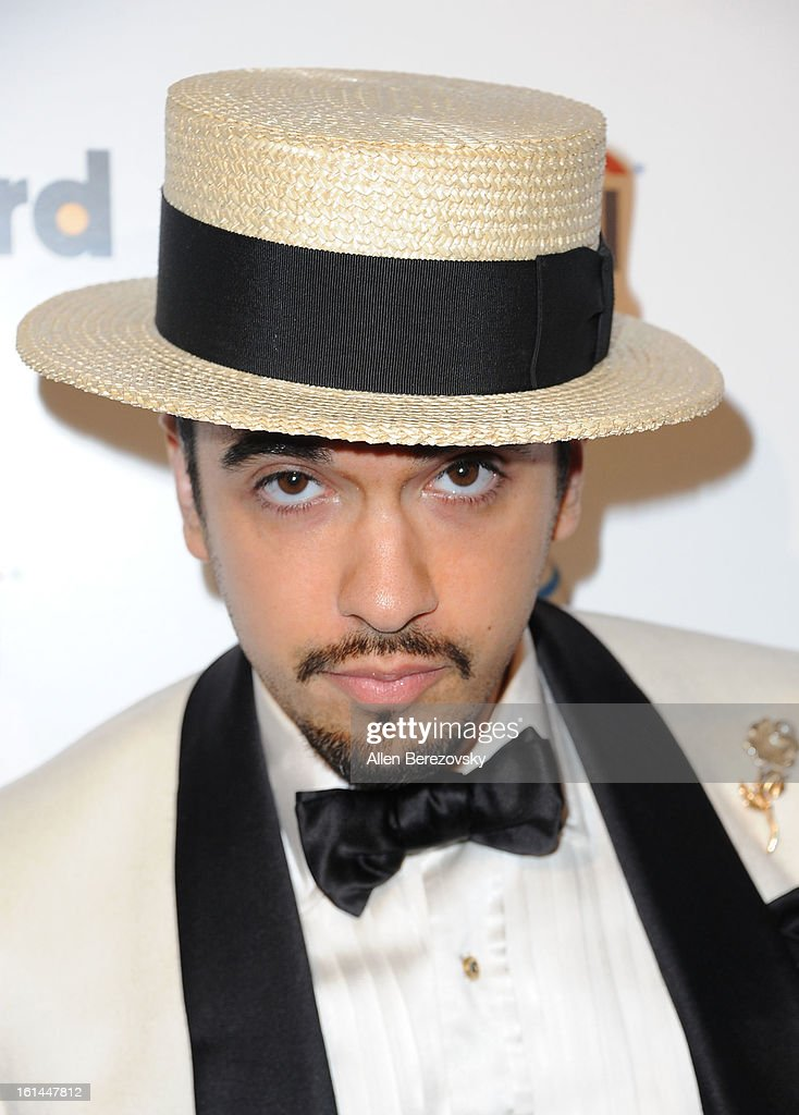 DJ Cassidy attends the Billboard GRAMMY after party presented by Citi at The London Hotel on February 10, 2013 in West Hollywood, California.