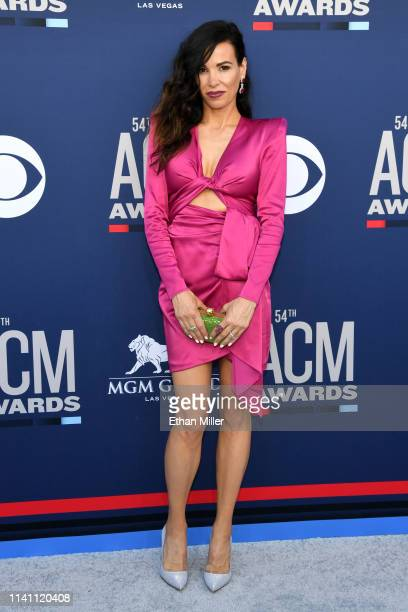 Cassidy Black attends the 54th Academy Of Country Music Awards at MGM Grand Garden Arena on April 07 2019 in Las Vegas Nevada