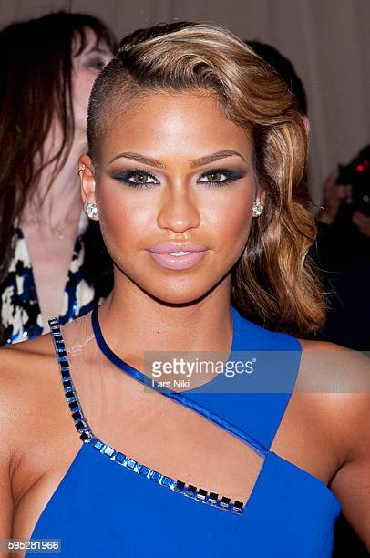 Cassie attends 'American Woman Fashioning A National Identity' Costume Institute Gala at The Metropolitan Museum of Art in New York City