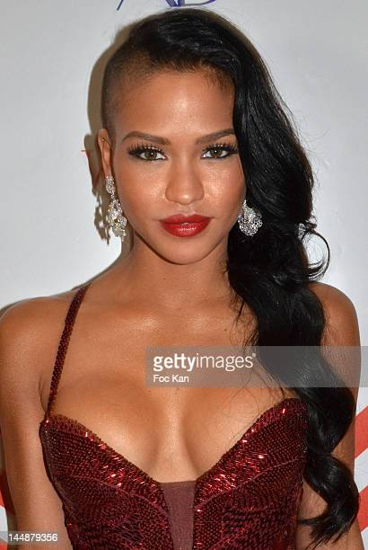 Cassie attends the XB Sex On The Beach Kelly Rowland And Cassie Party - 65th Annual Cannes Film Festival at the VIP Room JW Marriott on May 19, 2012...