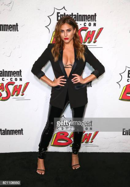 Cassie Scerbo at Entertainment Weekly's annual ComicCon party in celebration of ComicCon 2017 at Float at Hard Rock Hotel San Diego on July 22 2017...