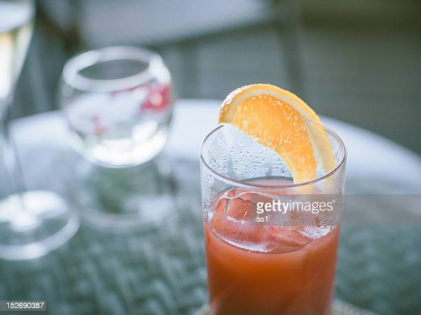 Cassis orange drink