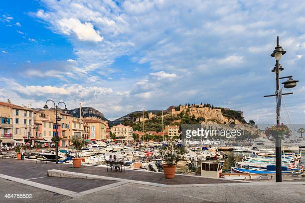 cassis, france - cassis stock pictures, royalty-free photos & images