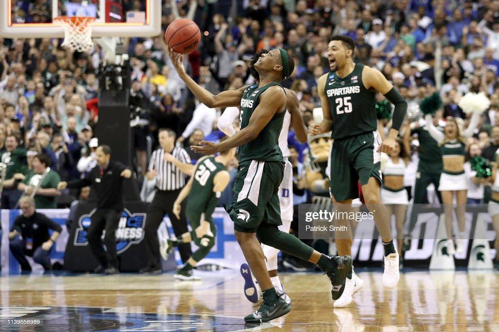 NCAA Basketball Tournament - East Regional - Washington DC : Fotografía de noticias