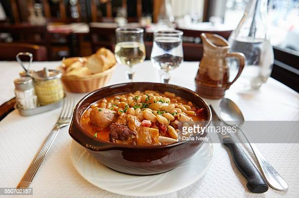 Cassoulet, Paris, France