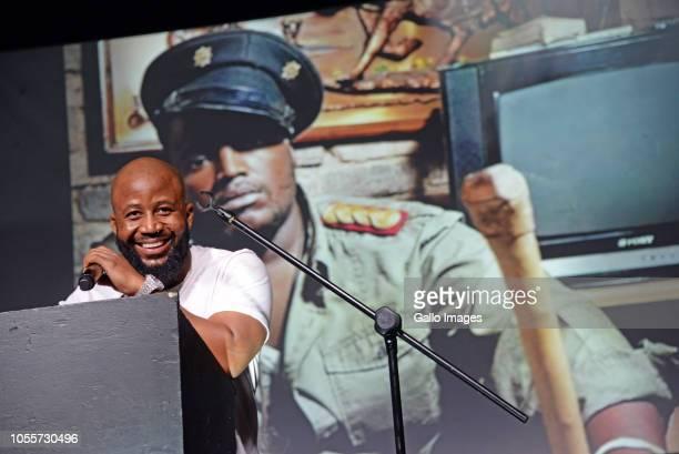 Cassper Nyovest during the memorial service of the late musician Jabulani 'HHP' Tsambo at Bassline on October 30, 2018 in Johanneburg, South Africa....