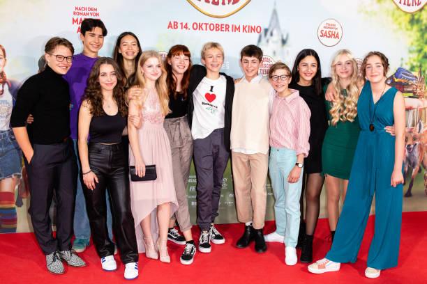 """DEU: """"Die Schule Der Magischen Tiere"""" Premiere In Cologne"""