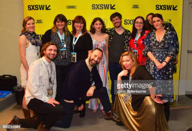 Cast and crew attend the premiere of 'SADIE' during SXSW at Stateside Theater on March 10 2018 in Austin Texas