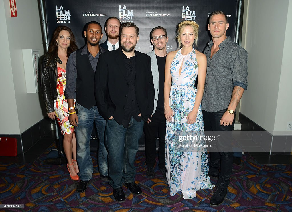 """2015 Los Angeles Film Festival - """"Shut In"""" And """"Kitchen"""" Screenings : News Photo"""
