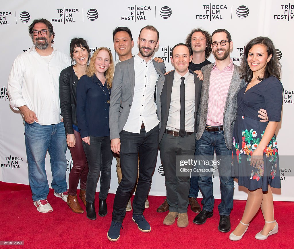 Cast and crew attend the 'Untouchable' Premiere during 2016 Tribeca