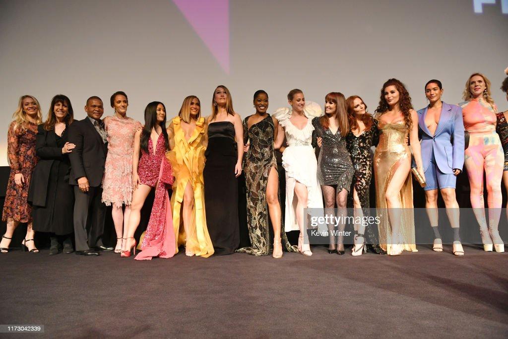 "2019 Toronto International Film Festival - ""Hustlers"" Premiere - Red Carpet : News Photo"