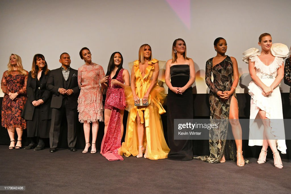 "2019 Toronto International Film Festival - ""Hustlers"" Premiere - Red Carpet : Foto jornalística"