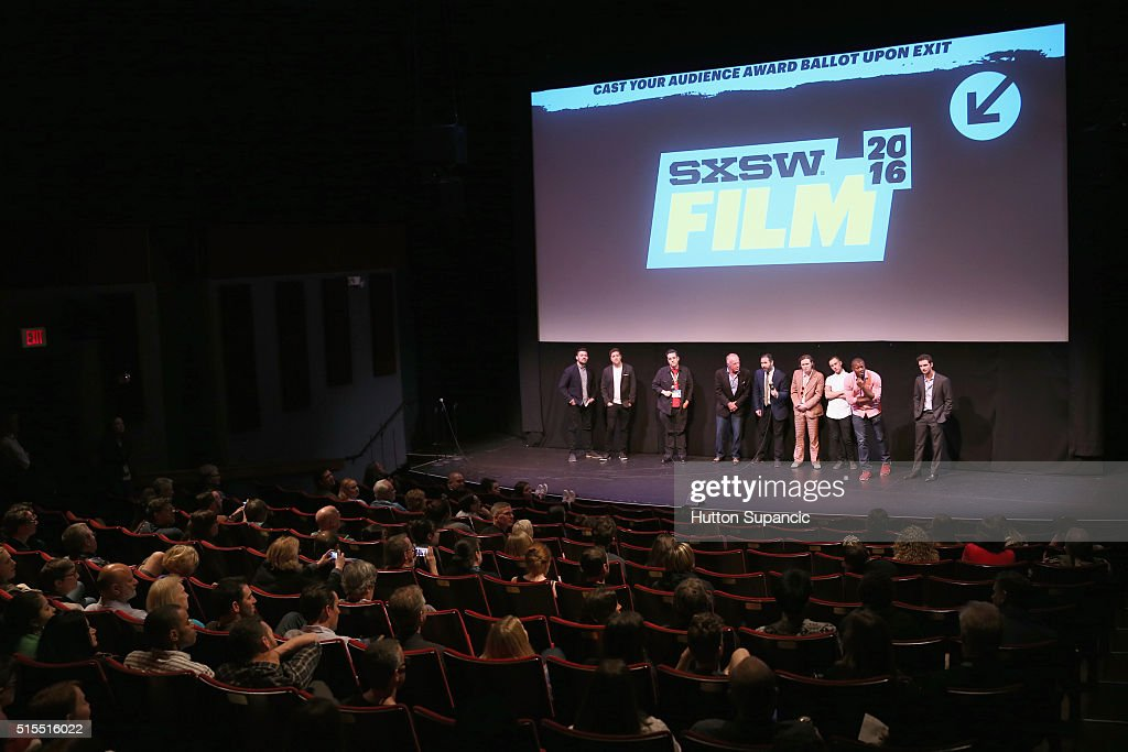 'The Waiting' - 2016 SXSW Music, Film + Interactive Festival : News Photo