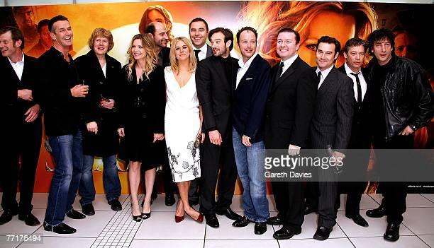 Cast and crew members actors Jason Flemyng Rupert Everett Julian RhindTutt Michelle Pfeiffer Mark Strong Sienna Miller David Walliams and Charlie Cox...