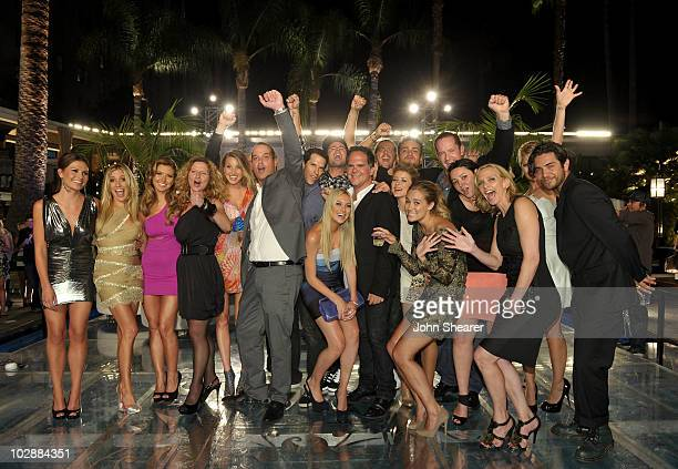 Cast and crew members Stacie Hall Kristin Cavallari Audrina Patridge Executive Producer Sara Mast Whitney Port creator/executive producer Adam...
