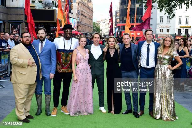 Cast and crew Nick Frost Director Iain Morris Hammed Animashaun Hannah Tointon Joe Thomas Emma Rigby Theo BarklemBiggs Hugh Coles and Claire Jones...