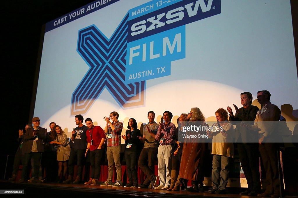 """KRISHA"" - 2015 SXSW Music, Film + Interactive Festival"