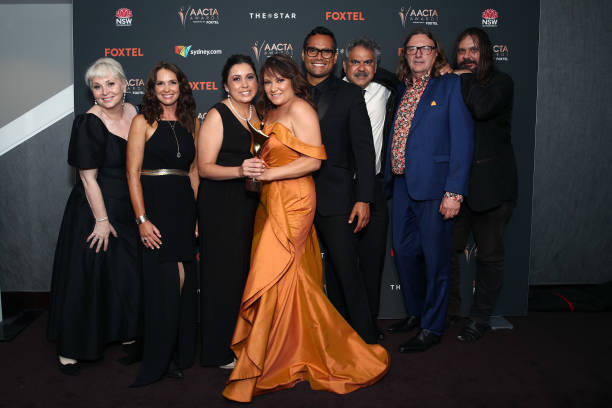 AUS: 2020 AACTA Awards Presented by Foxtel | Television Ceremony - Media Room