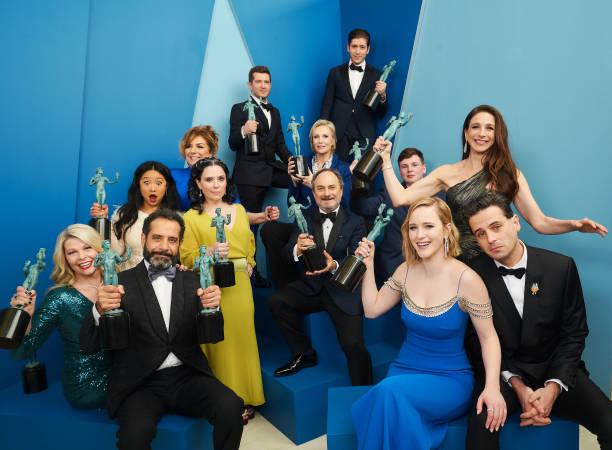CA: 26th Annual Screen ActorsGuild Awards - Winner's Gallery