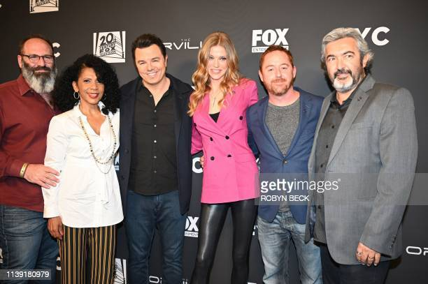 "CA: FYC Special Screening Of ""Fox's ""The Orville"""