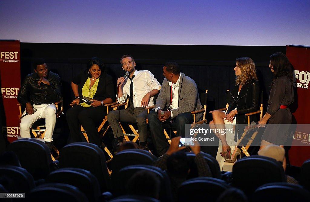"2014 Los Angeles Film Festival - ""Supremacy"" Premiere : News Photo"