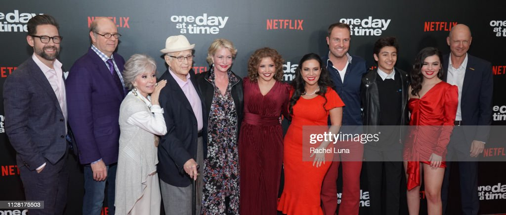 """Premiere Of Netflix's """"One Day At A Time"""" Season 3 - Arrivals : News Photo"""