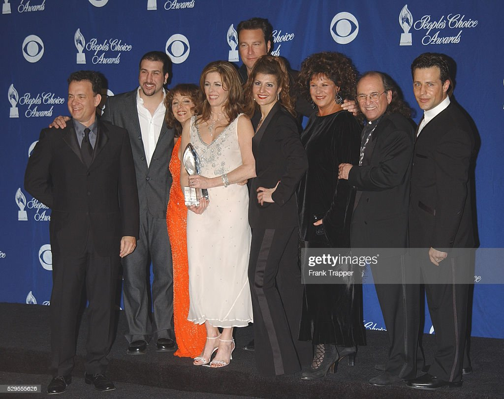 My Big Fat Greek Wedding Cast.Cast And Producers Of My Big Fat Greek Wedding With Their