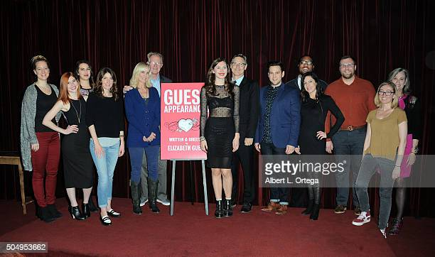 Cast Crew Gwen Wunderlich Emily Durrett Hannah Garces Erin Whitehead Rachelle Carson Ed Begley Jr Elizabeth Guest Nicholas Guest Craig Bullock Aaron...