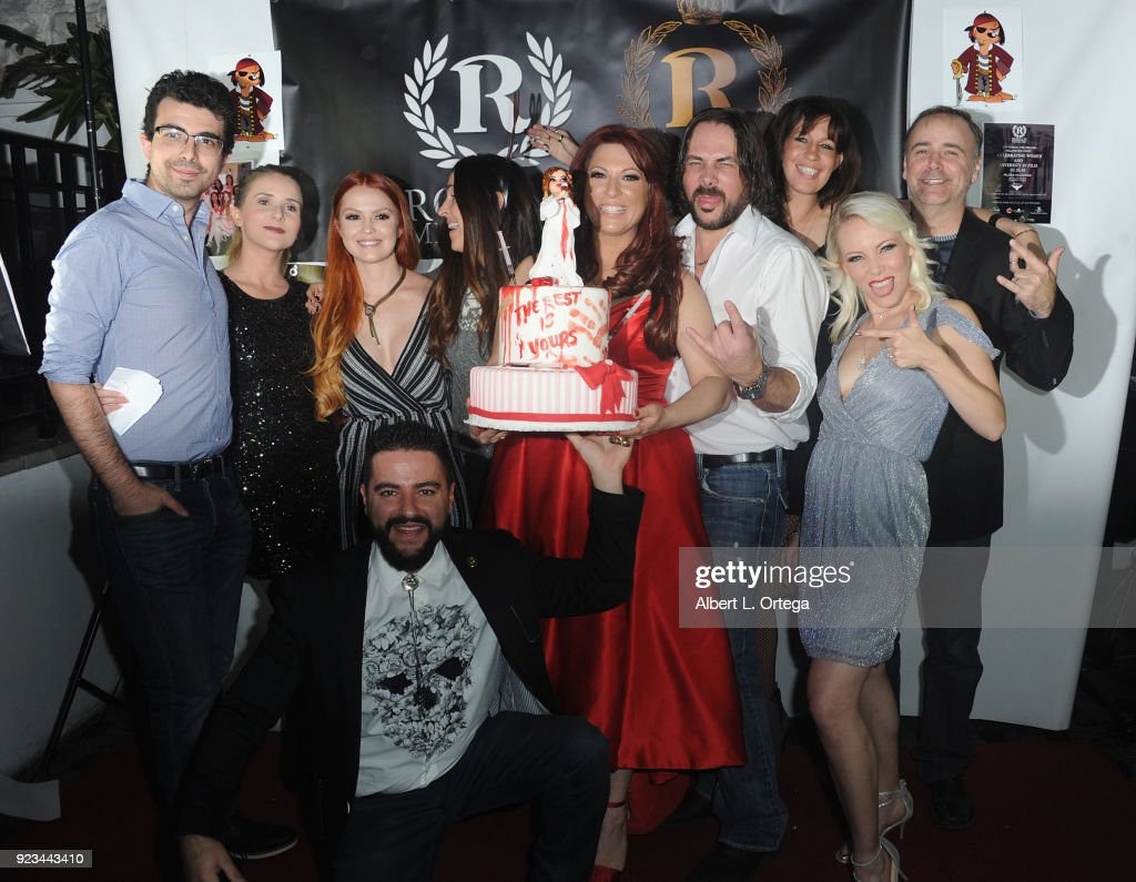 Cast Crew Of Blood Bride At The Roman Media And Chicart Pr Hosted