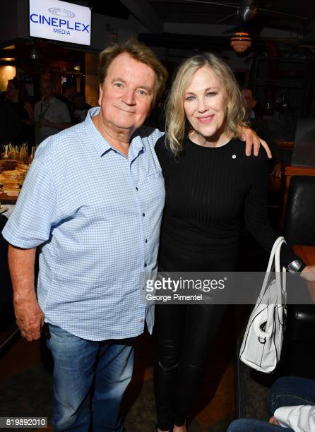 SCTV cast Dave Thomas and Catherine O'Hara attend the Dave Thomas And The Second City Present 'Take Off EH' An AllStar Benefit after party for Jake...