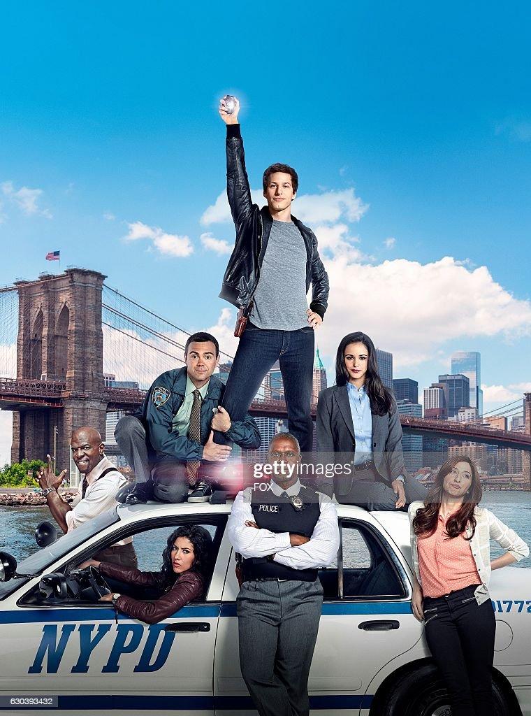 "FOX's ""Brooklyn Nine-Nine"" - Season Four : Nachrichtenfoto"