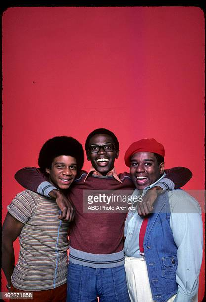 Cast Gallery - Airdate: November 11, 1976. L-R: HAYWOOD NELSON;ERNEST THOMAS;FRED BERRY